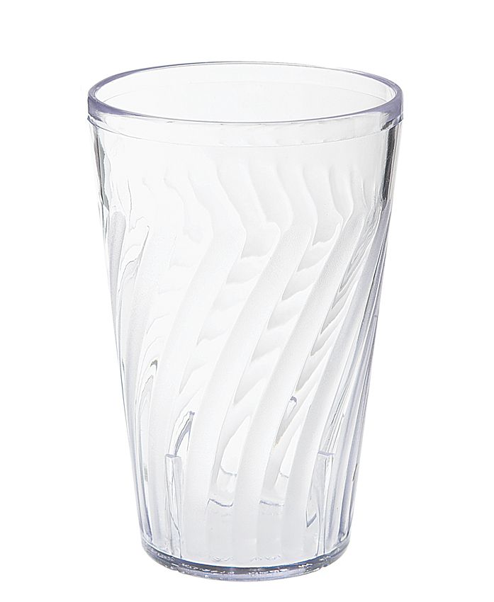 "12 oz. (13.9 oz. Rim-Full), 3.25"" Tall Tumbler, 4.88"" Tall"