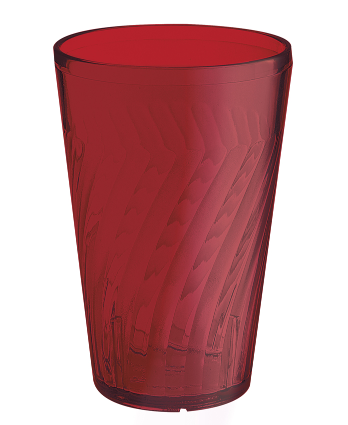 "16 oz. (16.7 oz. Rim-Full), 3.44"" Beverage, 5.25"" Tall"