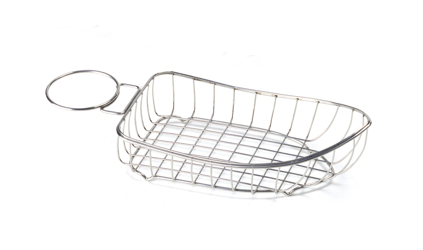 "10.75"" x 6.25"" Boat Basket w/ 1 Holder, 3.25"" Tall, 2.75"" Holder (Fits 4-84100, 4-84111, 4-84105, ER-020, ER-025, ER-402, S-620, RM-387, F-625, RM-203, S-617)"