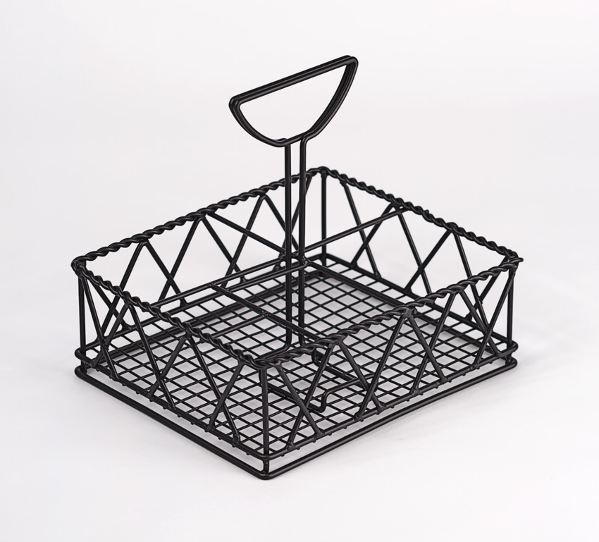 """9"""" x 7"""" 5-Compartment Caddy, 8"""" Tall"""