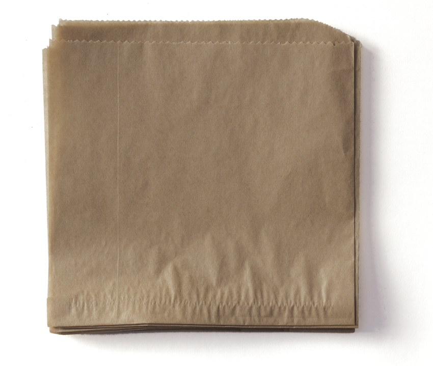 "12"" x 12"" Food-Safe Tissue Liner, Brown, 1000 pieces./cs."