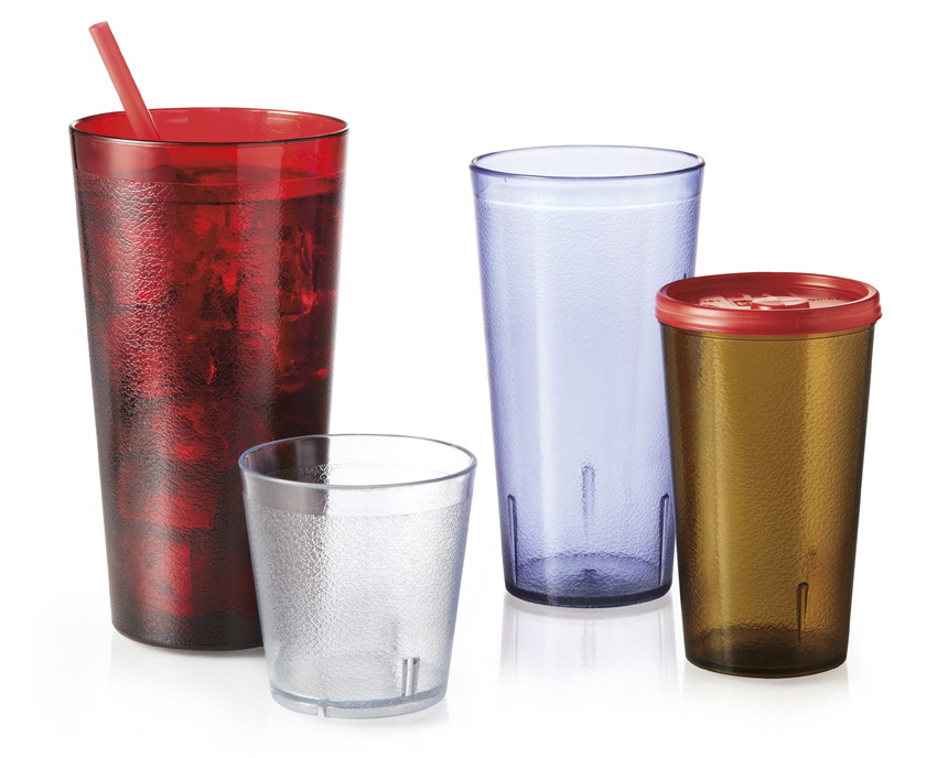 "16 oz. (18.1 oz. Rim-Full), 3.25"" Tumbler, 5.75"" Tall"