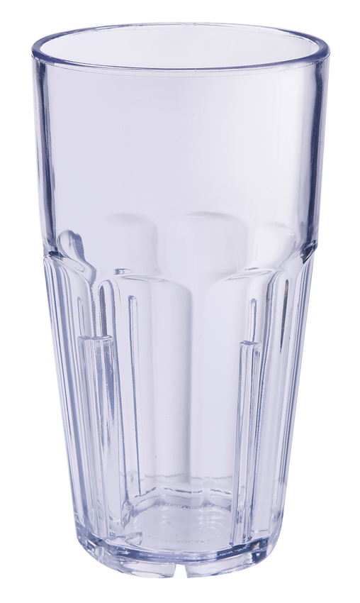 "16 oz. (18.9 oz. Rim-Full), 3.38"" Beverage, 6"" Tall"