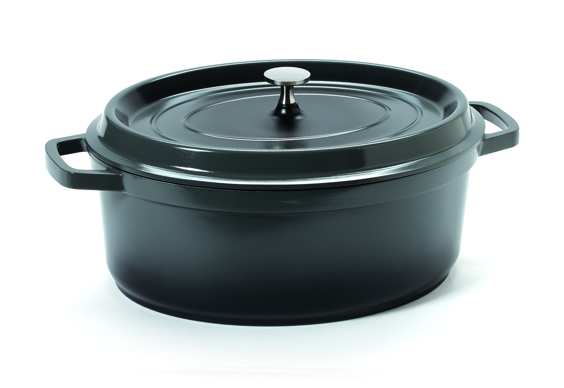 6 5 Qt Induction Ready Oval Dutch Oven W Lid G E T