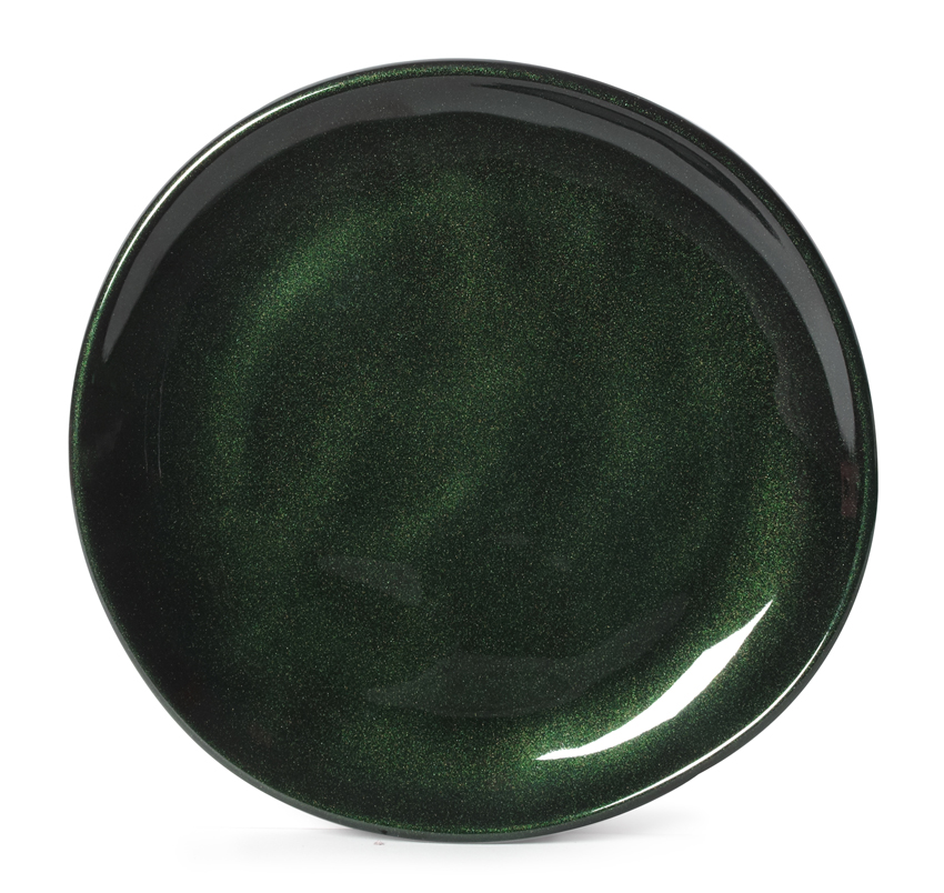 "7"" Irregular Round Coupe Plate"