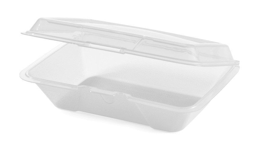 """9"""" x 6.5"""" Half Size Food Container, 2.5""""?Deep"""
