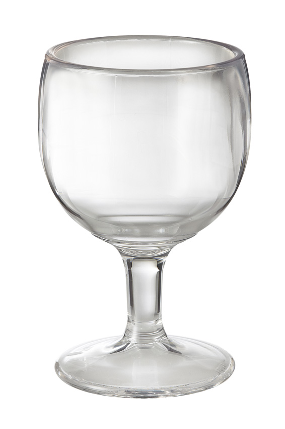 "12 oz. (12.35 oz. Rim-Full), 3.75"" Goblet, 6"" Tall"