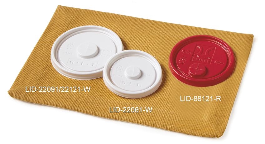 Disposable Lid for 8812 (2000 pieces/cs.)