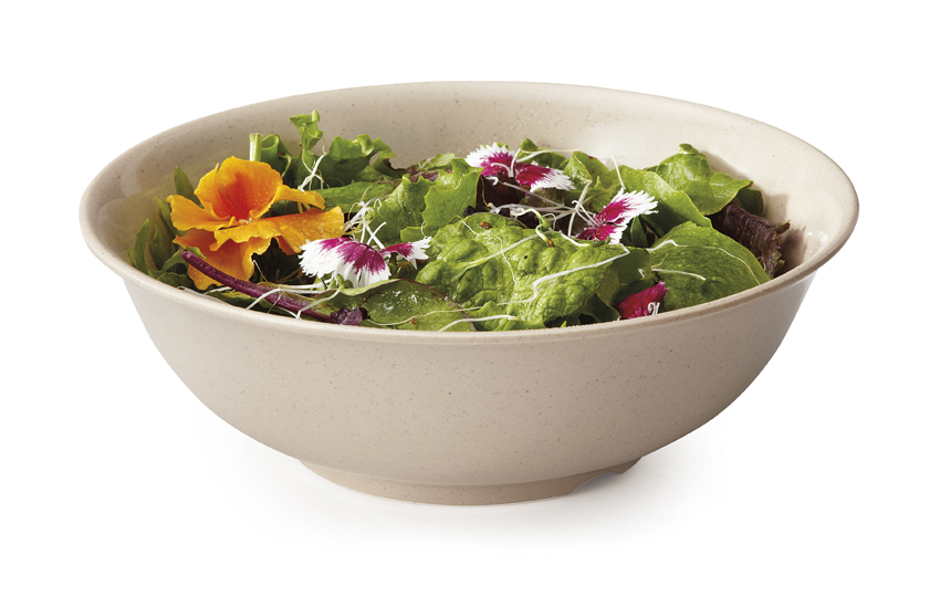 "1 qt. (1 qt. Rim-Full), 7.5"" Bowl, 2.5"" Deep"