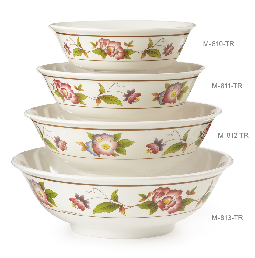 "1.6 qt. (1.6 qt. Rim-Full), 8.75"" Bowl, 2.75"" Deep"