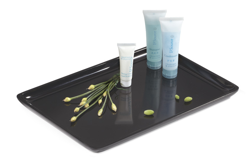 "11.69"" x 7.88"" Rectangular Platter, 0.38"" Deep"