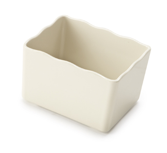 "1.6 qt., 6.4"" x 5.1"" Crock, 3.9"" Deep"