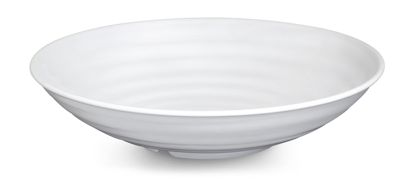 "4 qt. (4 qt. Rim-Full), 13.25"" Bowl, 3.25"" Deep"