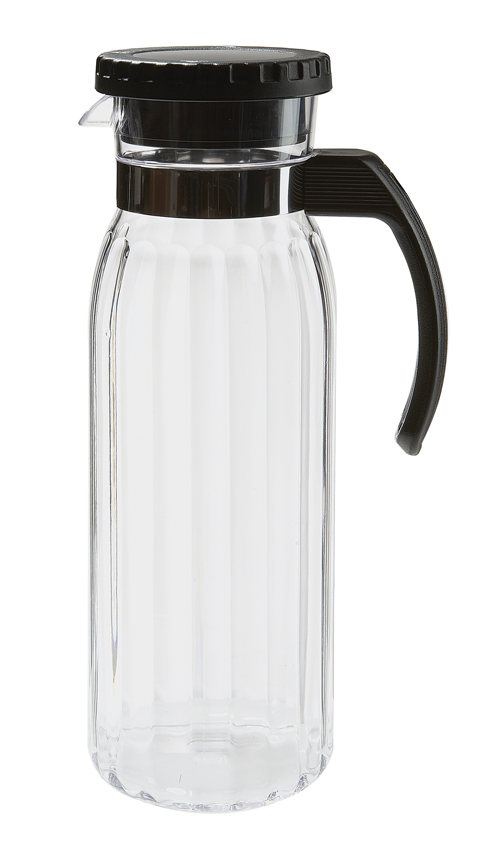 "50 oz., 5.25"" Beverage Pitcher, 11.25"" Tall, (2 Boxes of 6)"