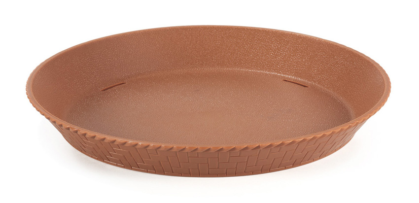 "10.5"" Round Basket, 1.25"" Deep"