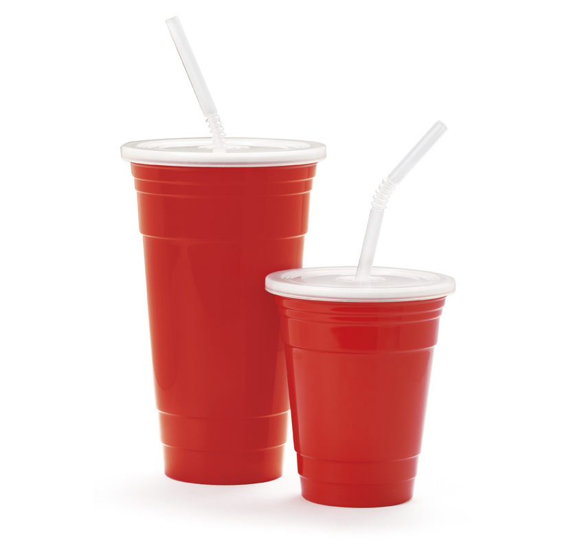 Reusable Party Tumbler