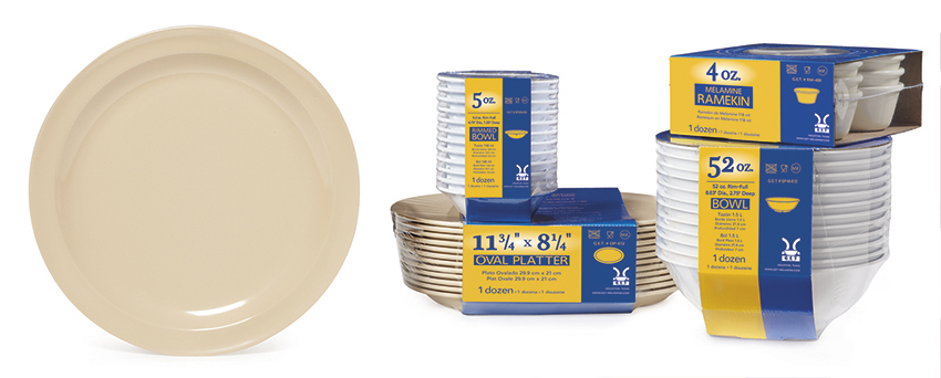 """10.25"""" Round Plate. Special Packaging"""
