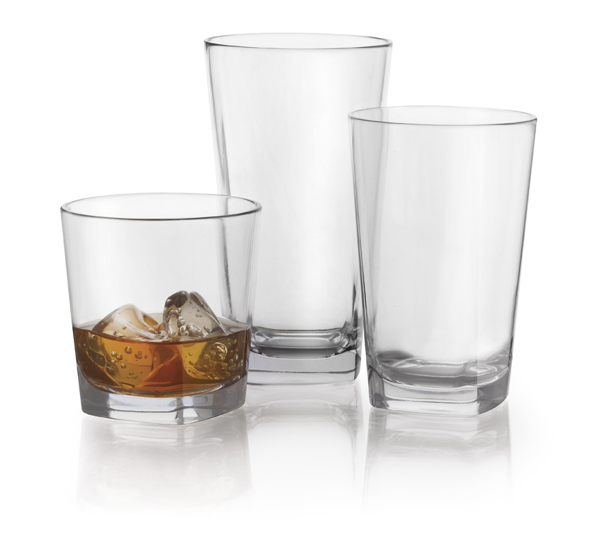 "12 oz. (12.8 oz. rim-full), 3.15"" Beverage, 4.8"" tall"