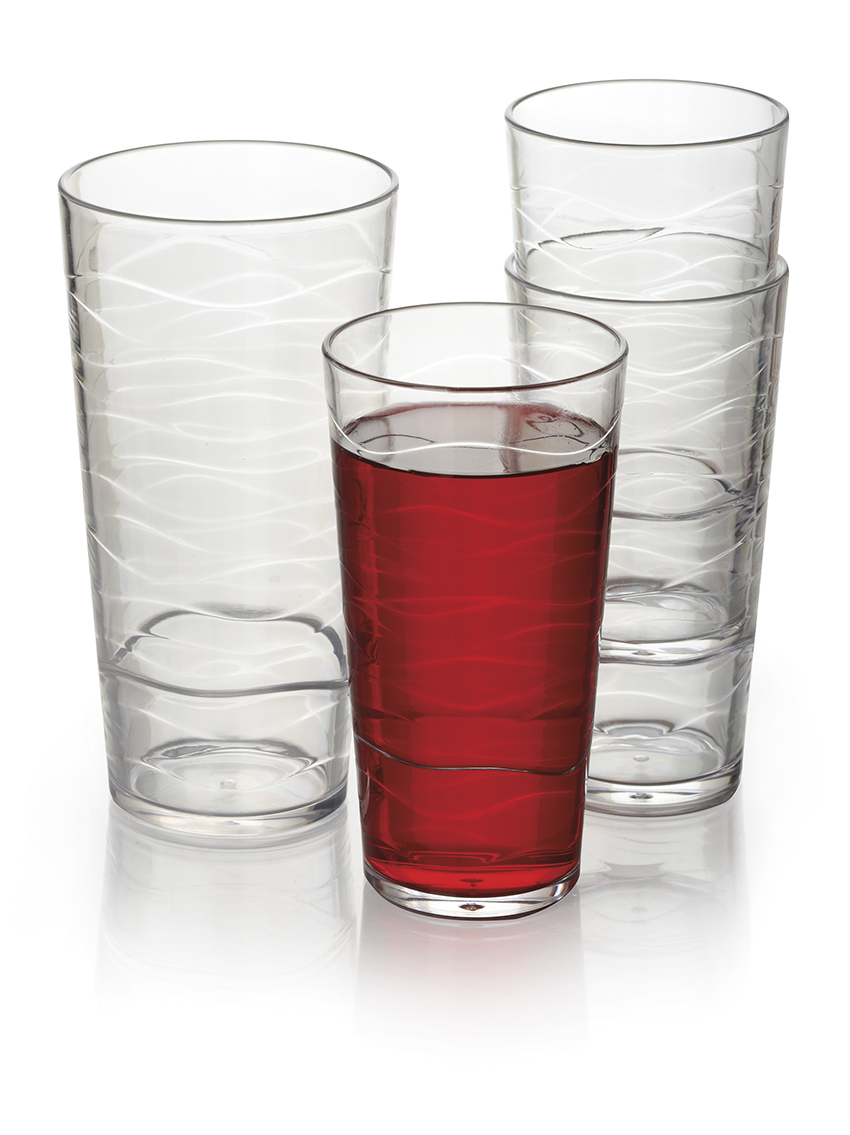 "12 oz. (12.5 oz. rim-full), 2.9"" Tumbler, 5.4"" tall"