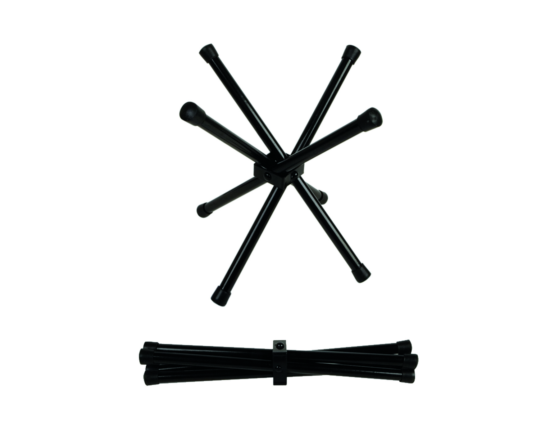 "Folding Chopsticks Stand, 12"" Tall"