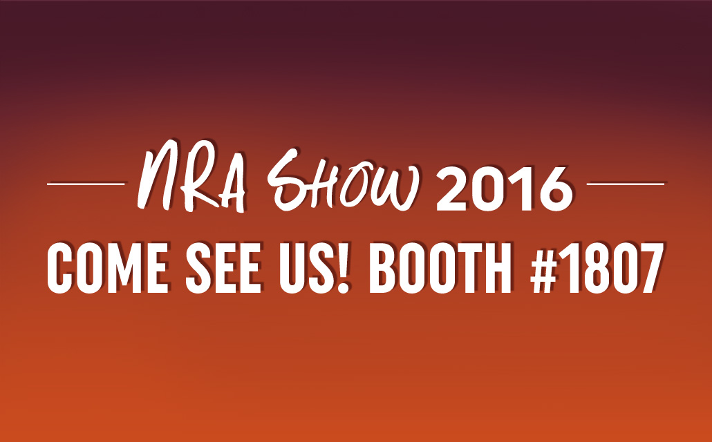 NRA 2016 is Coming