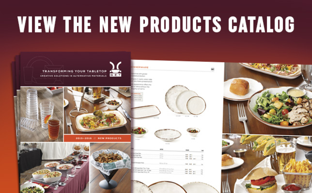 New Products Mini-Catalog!