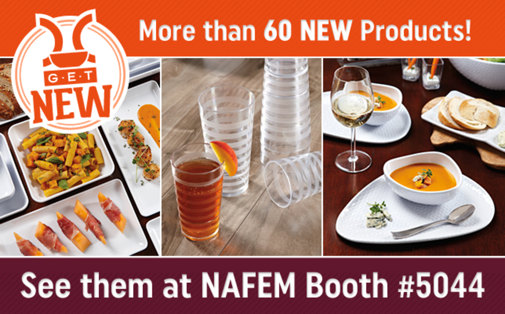 New Products at NAFEM!