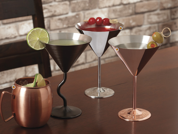 Metal Barware