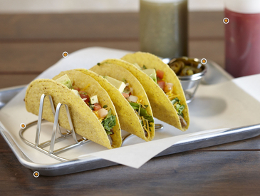 2. Creative Ways to Serve Tacos