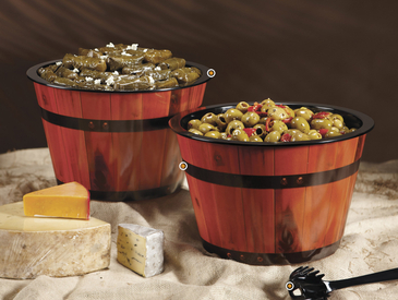 Barrels and Olives