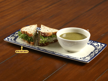 5. Creative Ways to Serve Entrée: Soup and Sandwich
