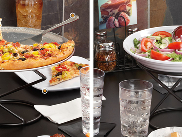 6. Creative Ways to Serve Pizza