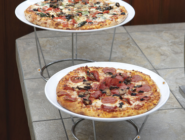 8. Creative Ways to Serve Pizza