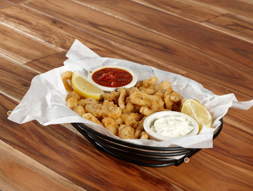 1 Creative Ways to Serve Appetizers: Calamari