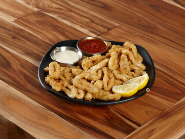 7. Creative Ways to Serve Appetizers: Calamari