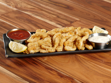 9. Creative Ways to Serve Appetizers: Calamari