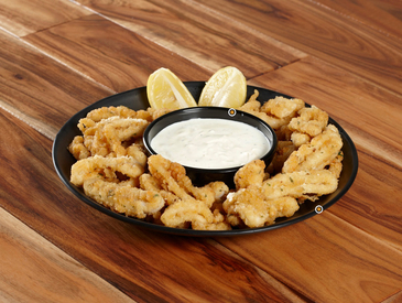 8. Creative Ways to Serve Appetizers: Calamari