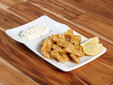 10. Creative Ways to Serve Appetizers: Calamari