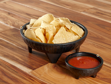 5. Creative Ways to Serve Appetizers: Chips and Salsa