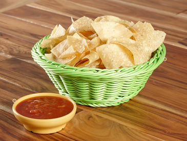 3.Creative Ways to Serve Appetizers: Chips and Salsa