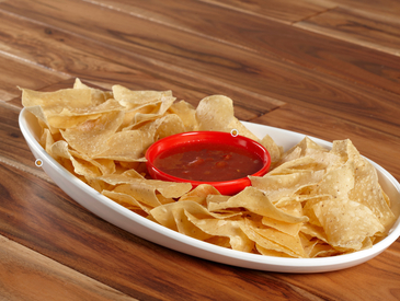 6. Creative Ways to Serve Appetizers: Chips and Salsa