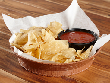 4. Creative Ways to Serve Appetizers: Chips and Salsa