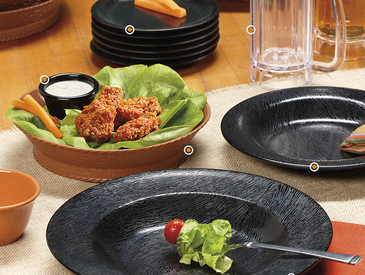 1. Casual Dining