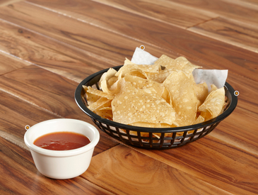 1. Creative Ways to Serve Appetizers: Chips and Salsa