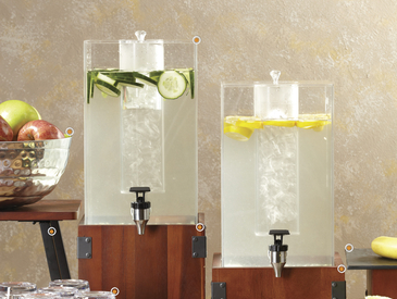 Urban Renewal - Beverage Dispensers