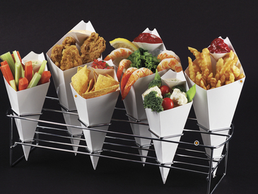 Take Away Cone Holder