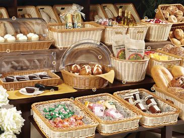 1. Bakery Display