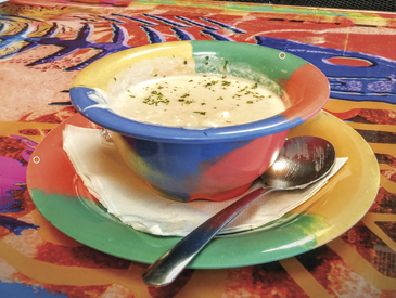 4. Soup and Sandwich