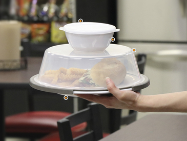 Evolution™ Reusable Plate Covers and Lids