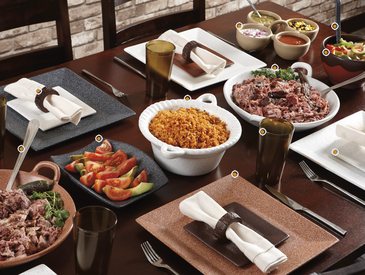Family Style Dining 1